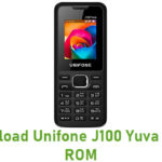 Unifone J100 Yuva Stock ROM