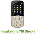 YKing Y10 Stock ROM
