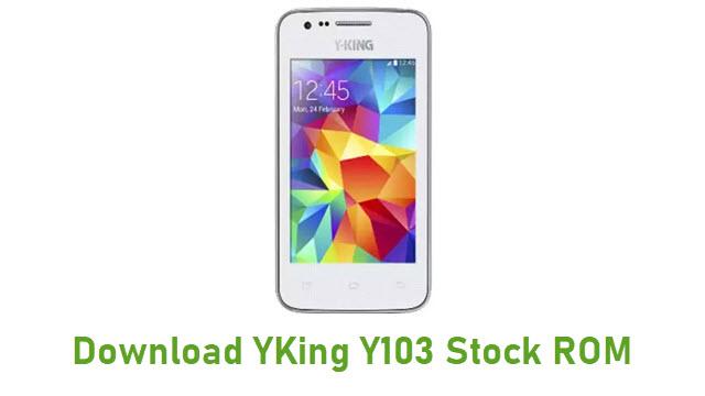 Download YKing Y103 Stock ROM