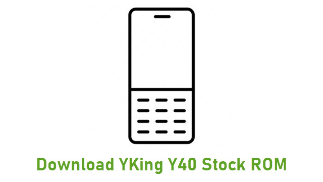 Download YKing Y40 Stock ROM
