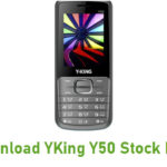 YKing Y50 Stock ROM