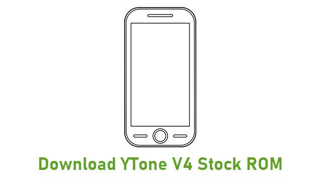 Download YTone V4 Stock ROM