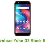 Yuho O2 Stock ROM