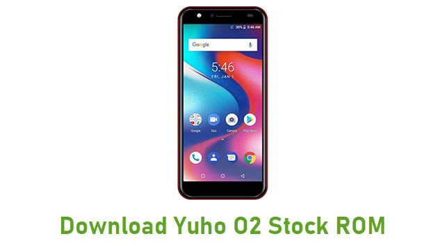 Download Yuho O2 Stock ROM