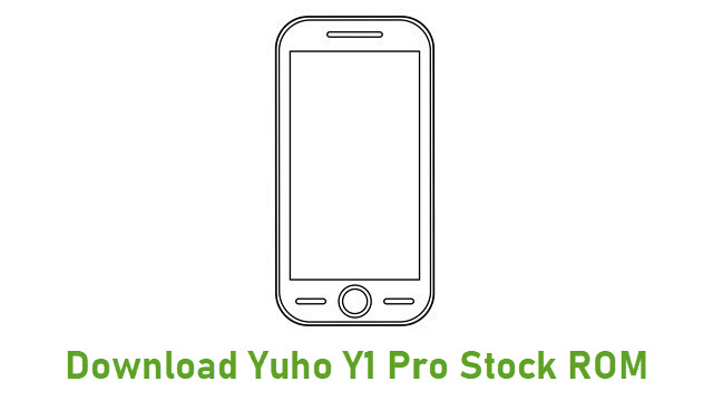 Download Yuho Y1 Pro Stock ROM