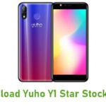 Yuho Y1 Star Stock ROM