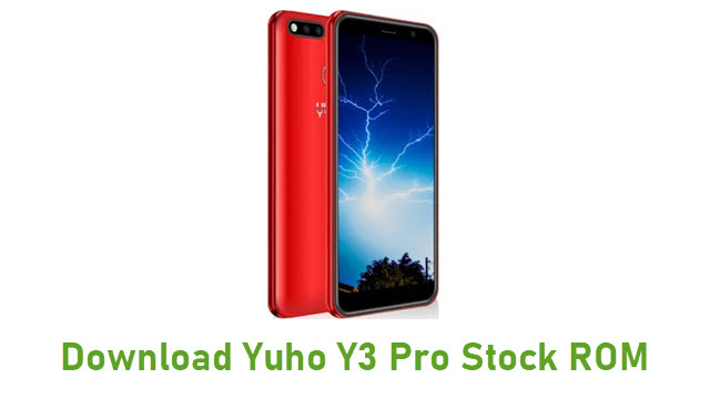 Download Yuho Y3 Pro Stock ROM