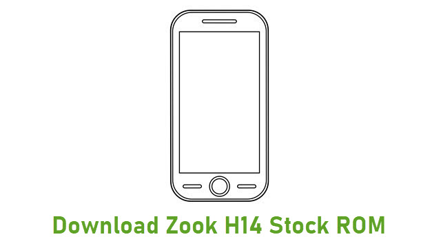 Download Zook H14 Stock ROM