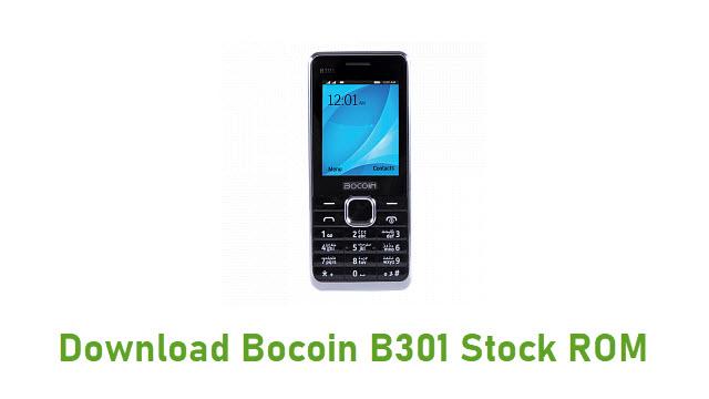 Download Bocoin B301 Stock ROM