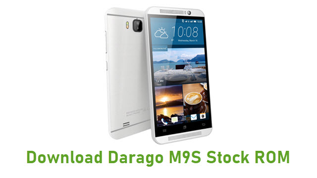 Download Darago M9S Stock ROM