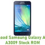 Samsung Galaxy A3 SM-A3009 Stock ROM