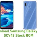 Download Samsung Galaxy A30 SCV43 Stock ROM