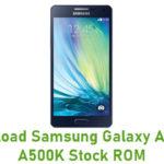 Samsung Galaxy A5 SM-A500K Stock ROM