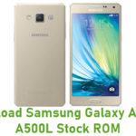 Samsung Galaxy A5 SM-A500L Stock ROM