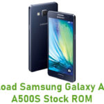 Samsung Galaxy A5 SM-A500S Stock ROM