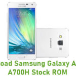 Samsung Galaxy A7 SM-A700H Stock ROM