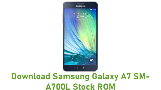 Download Samsung Galaxy A7 SM-A700L Stock ROM