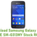Samsung Galaxy Ace 4 LTE SM-G313MY Stock ROM