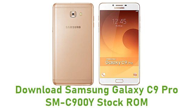 Download Samsung Galaxy C9 Pro SM-C900Y Stock ROM