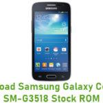 Samsung Galaxy Core 4G SM-G3518 Stock ROM