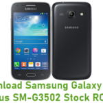 Samsung Galaxy Core Plus SM-G3502 Stock ROM