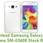 Samsung Galaxy Core Prime SM-G3608 Stock ROM