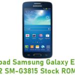 Samsung Galaxy Express 2 SM-G3815 Stock ROM