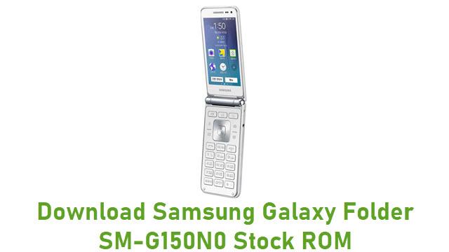 Download Samsung Galaxy Folder SM-G150N0 Stock ROM