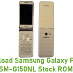 Download Samsung Galaxy Folder SM-G150NL Stock ROM