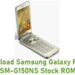 Download Samsung Galaxy Folder SM-G150NS Stock ROM