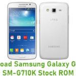 Download Samsung Galaxy Grand 2 SM-G710K Stock ROM