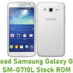Samsung Galaxy Grand 2 SM-G710L Stock ROM