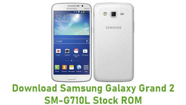 Download Samsung Galaxy Grand 2 SM-G710L Stock ROM
