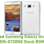 Samsung Galaxy Grand Max SM-G720N0 Stock ROM