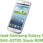 Samsung Galaxy Grand SHV-E270S Stock ROM