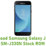 Download Samsung Galaxy J3 2017 SM-J330N Stock ROM