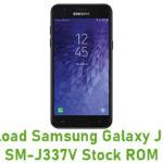 Download Samsung Galaxy J3 2018 SM-J337V Stock ROM