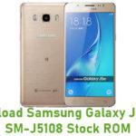 Samsung Galaxy J5 2016 SM-J5108 Stock ROM