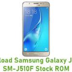 Download Samsung Galaxy J5 2016 SM-J510F Stock ROM