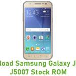 Samsung Galaxy J5 SM-J5007 Stock ROM