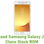 Samsung Galaxy J7 Plus Clone Stock ROM