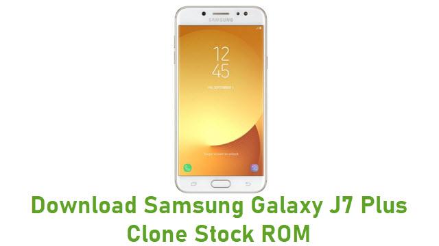 Download Samsung Galaxy J7 Plus Clone Stock ROM