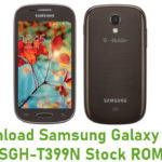 Samsung Galaxy Light SGH-T399N Stock ROM