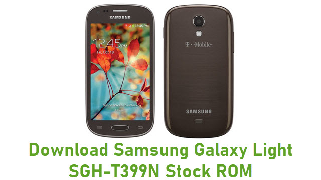 Download Samsung Galaxy Light SGH-T399N Stock ROM