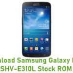 Samsung Galaxy Mega SHV-E310L Stock ROM