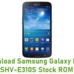 Samsung Galaxy Mega SHV-E310S Stock ROM