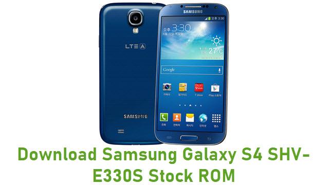 Download Samsung Galaxy S4 SHV-E330S Stock ROM