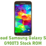 Samsung Galaxy S5 SM-G900T3 Stock ROM