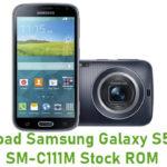 Samsung Galaxy S5 Zoom SM-C111M Stock ROM