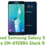 Samsung Galaxy S6 Edge Plus SM-G928R4 Stock ROM